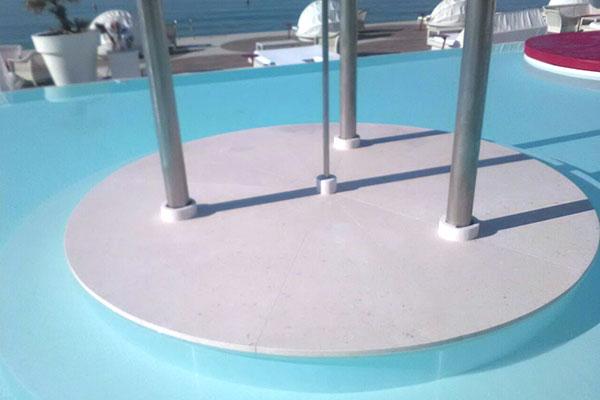 kamen za bazen