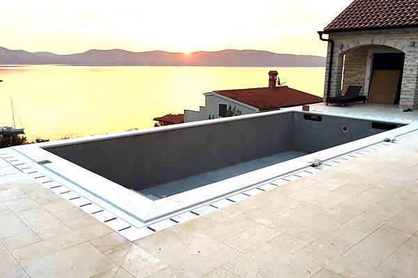 kamen za bazene